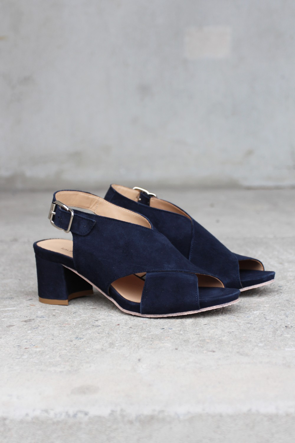 Laura Bellariva Striss Blue