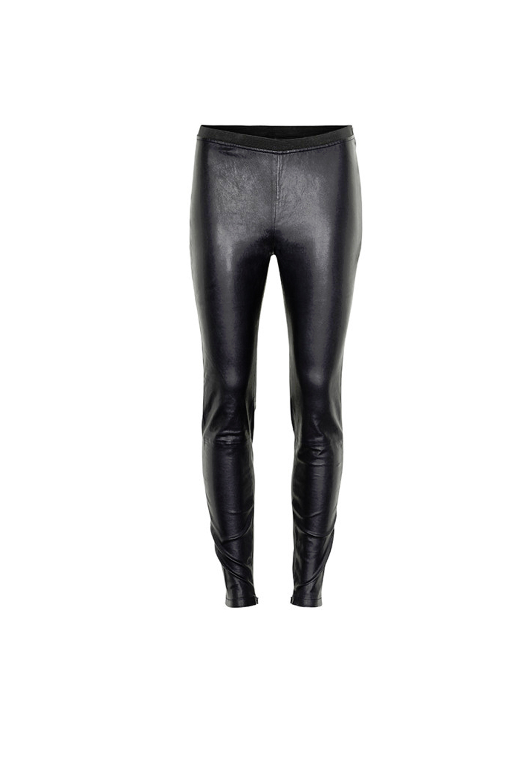 Stella Nova Leather Stretch Leggings