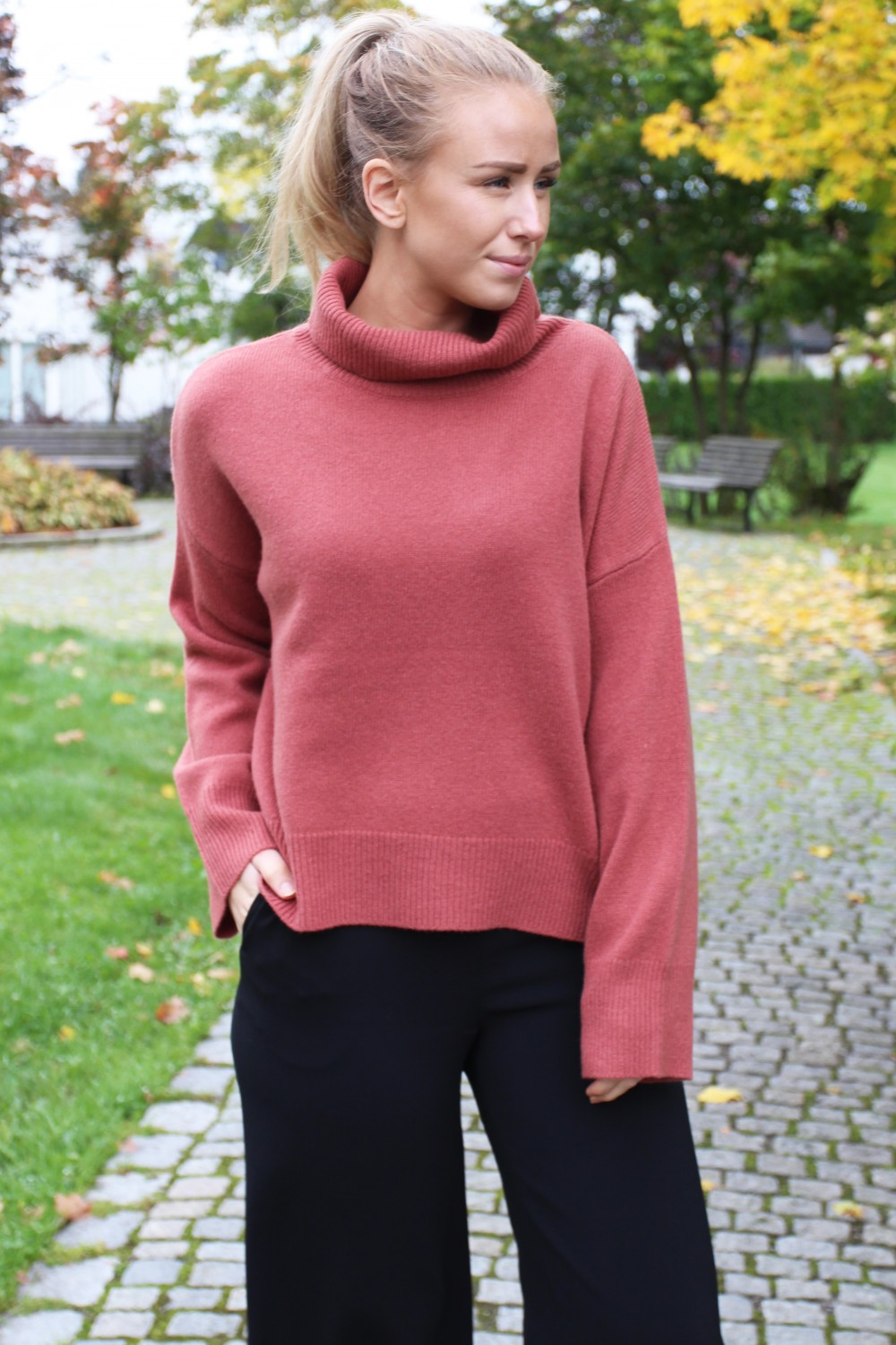 Billie & Me Annilou Sweater Roseship